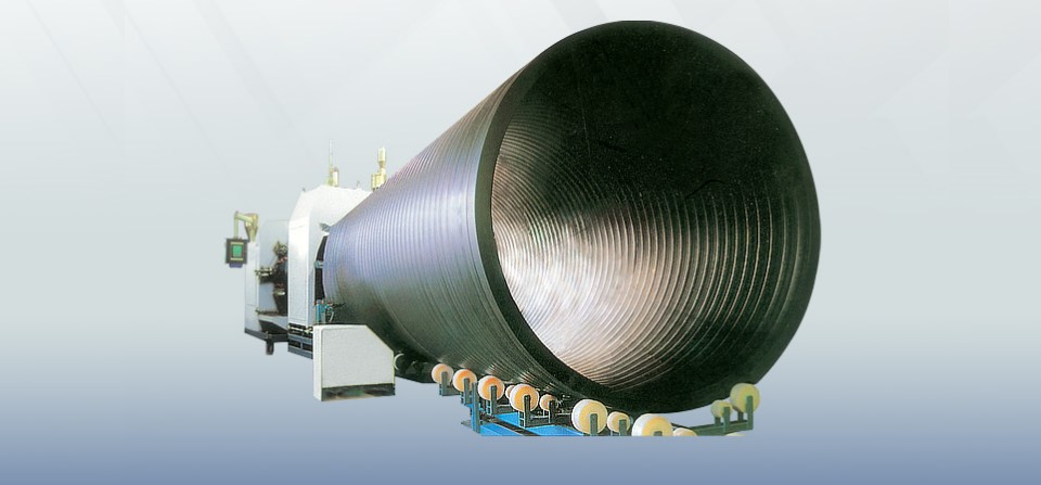 Profile Pipe Winding